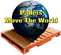 Pallets Move the World.